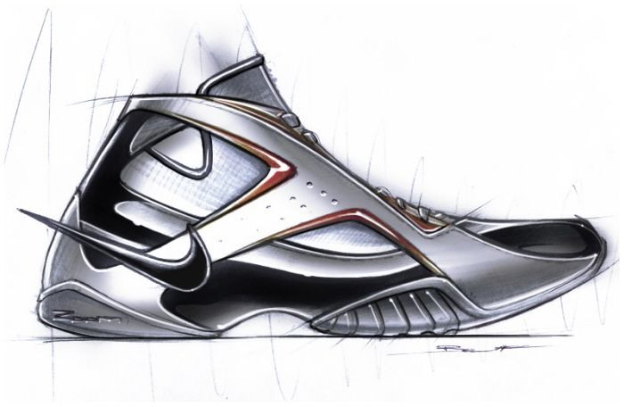 Footwear Sketches by Ben Adams-Keane at Coroflot.com  75b9a9f2d57c9