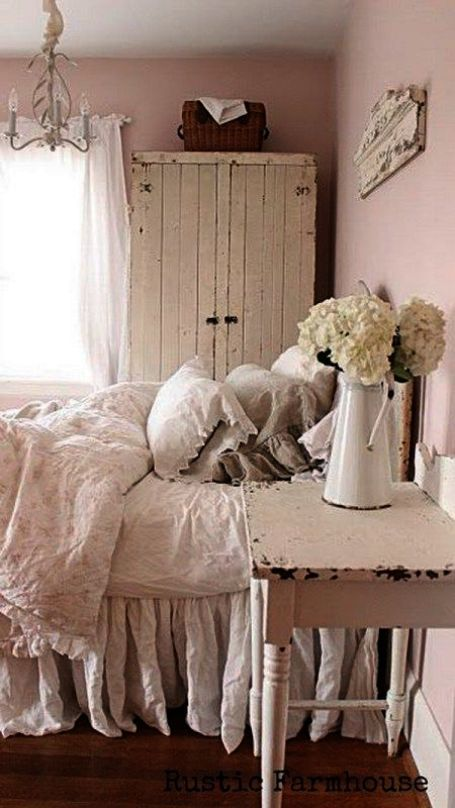 Design interior kamar shabby chic vintage decorating ideas also rh in pinterest