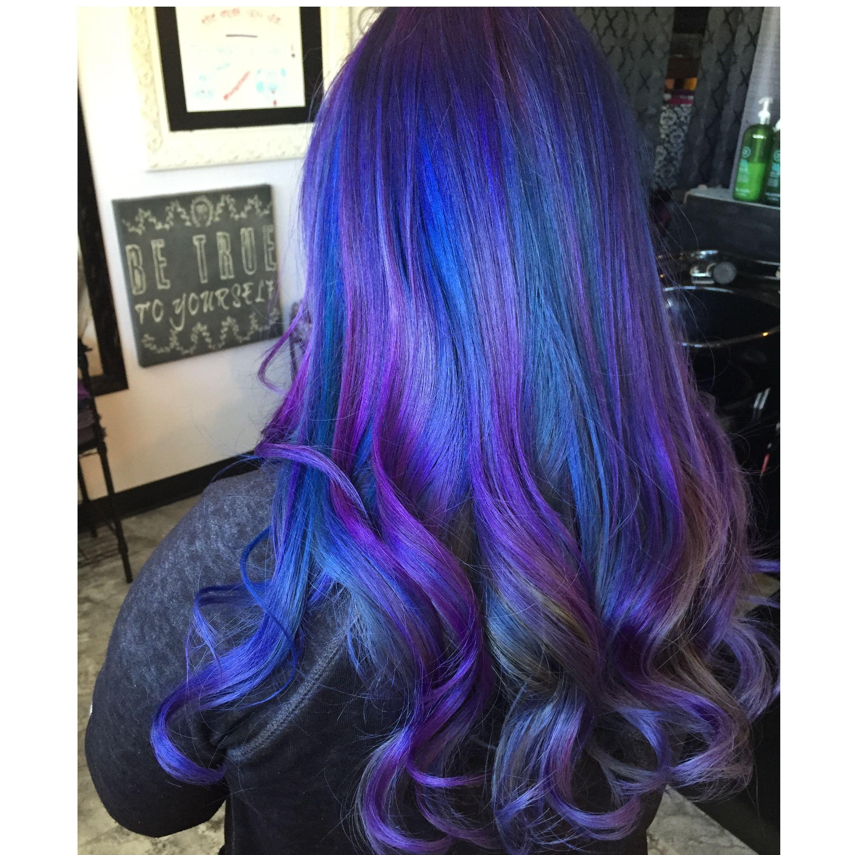 Sabre Salon Honolulu, HI (With images) Bright hair, Hair