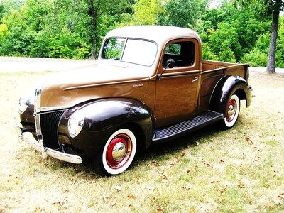 1941 Ford Pickup Sweet Classic Style Design Truck Cool Truck Accessories Ford Classic Cars Trucks Vintage Trucks