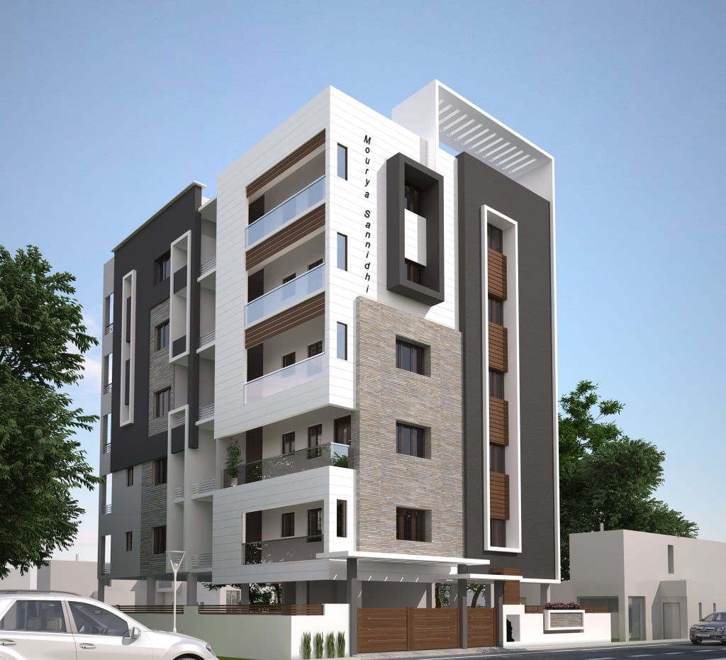 Mourya Sannidhi Classic Style Houses By Mourya