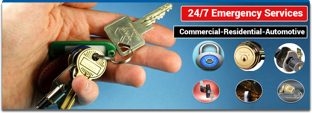 Tampa Locksmith offers their services not only 24 hours in