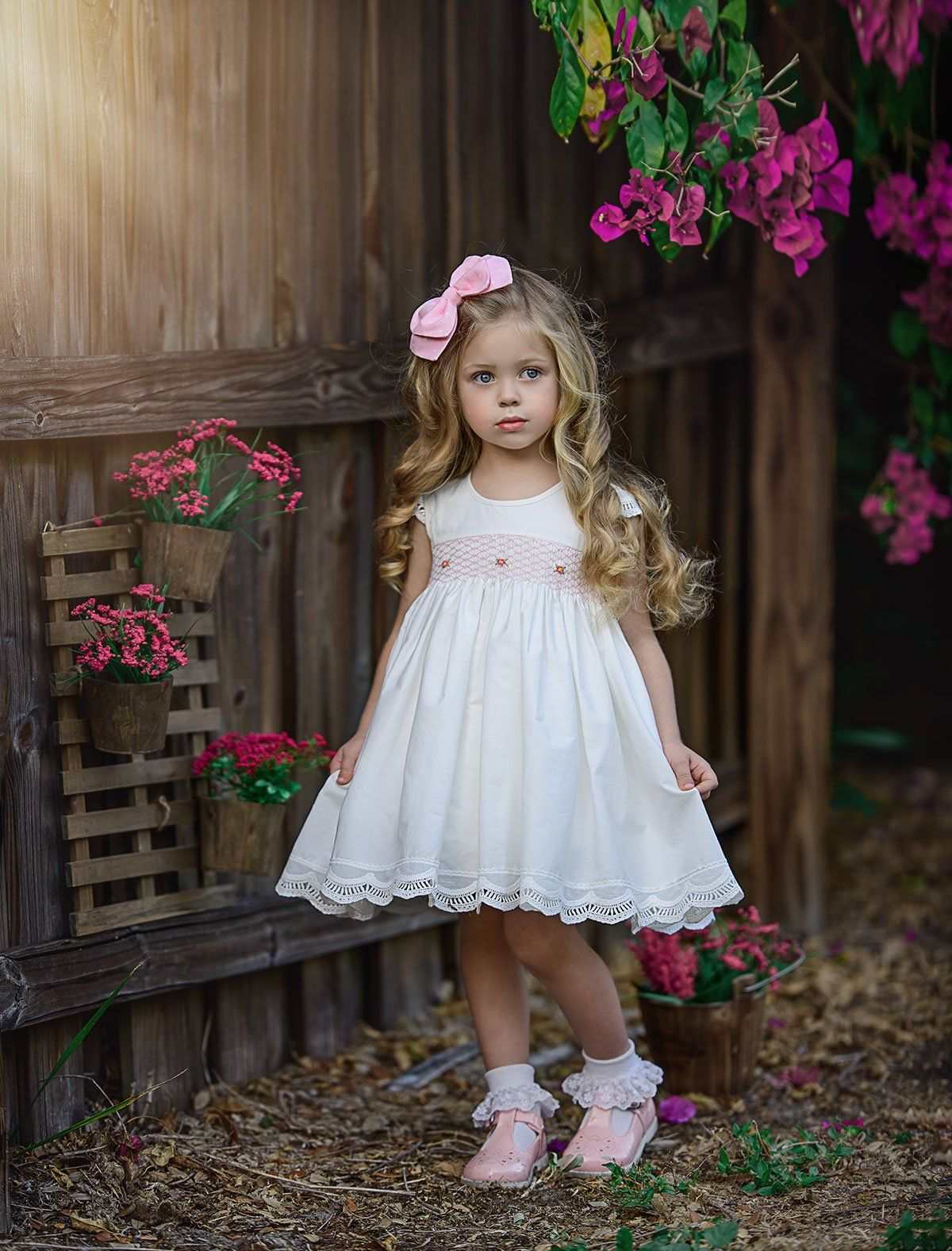 Good times dress dollcake affordable flower girl