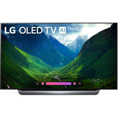 """LG C8PUA Series 55""""Class HDR UHD Smart OLED TV Oled tv"""