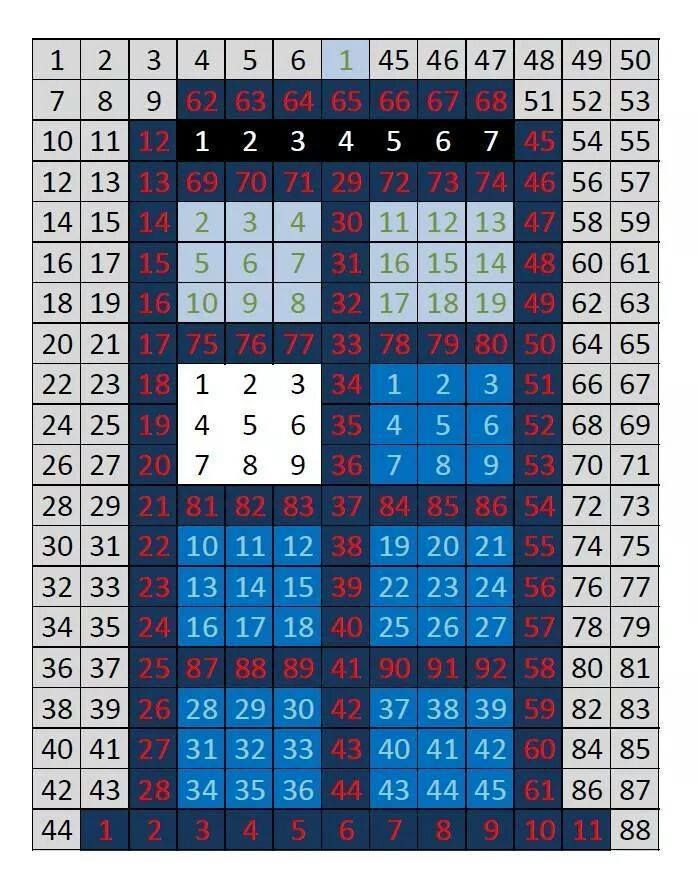 Tardis Granny Square Afghan Pattern | Crafts | Pinterest | Comic con ...