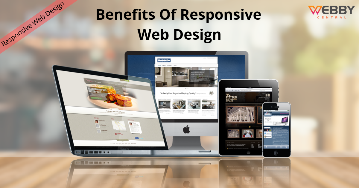 Reason Why Responsive Website Design Is Important For Your Business Website Design Web Design Responsive Website Design