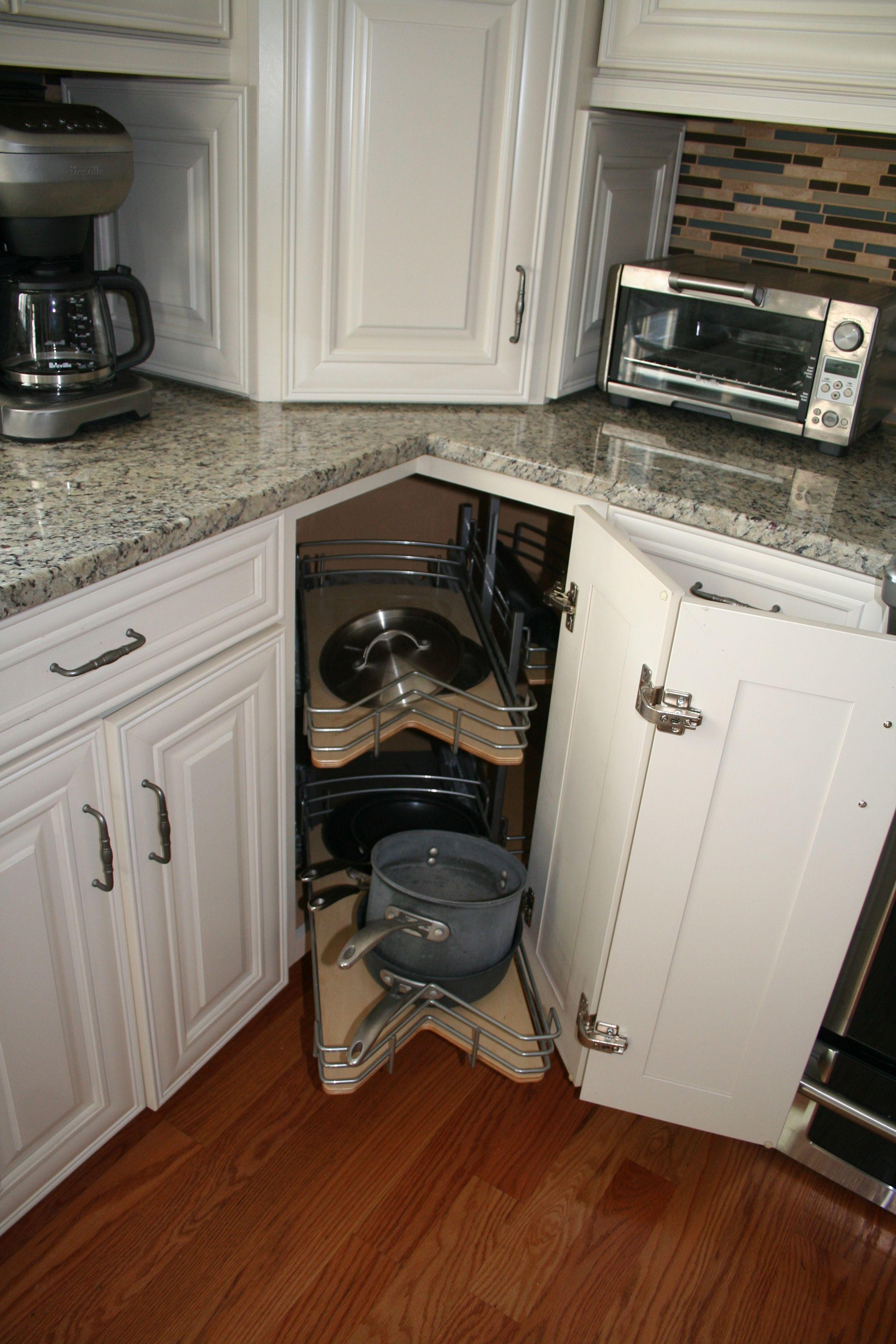 Waypoint Cabinetry Lazy Susan In Maple Cream Rhodeislandkitchens Kitchen Cabinets Espresso Kitchen Cabinets Cheap Kitchen Doors