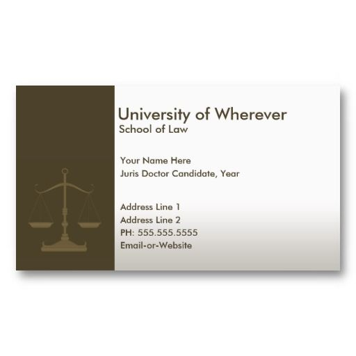 Professional justice law student business card pinterest professional justice law student business card template cheaphphosting Choice Image
