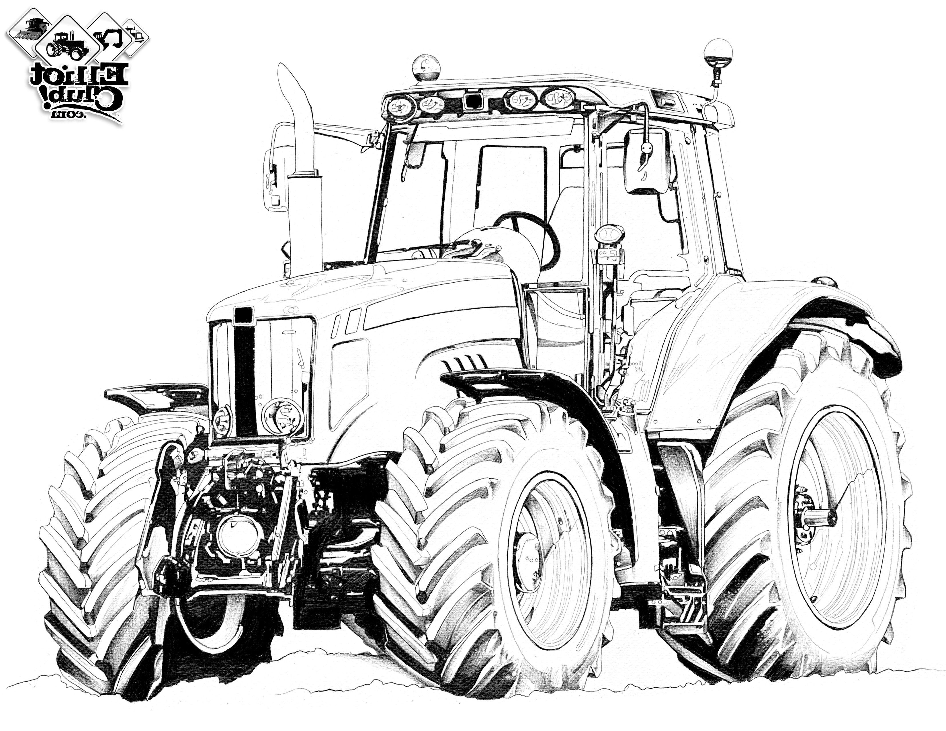14 Beau De Tracteur A Colorier Images Coloriage Tracteur Image Coloriage Comment Dessiner Bob L Eponge