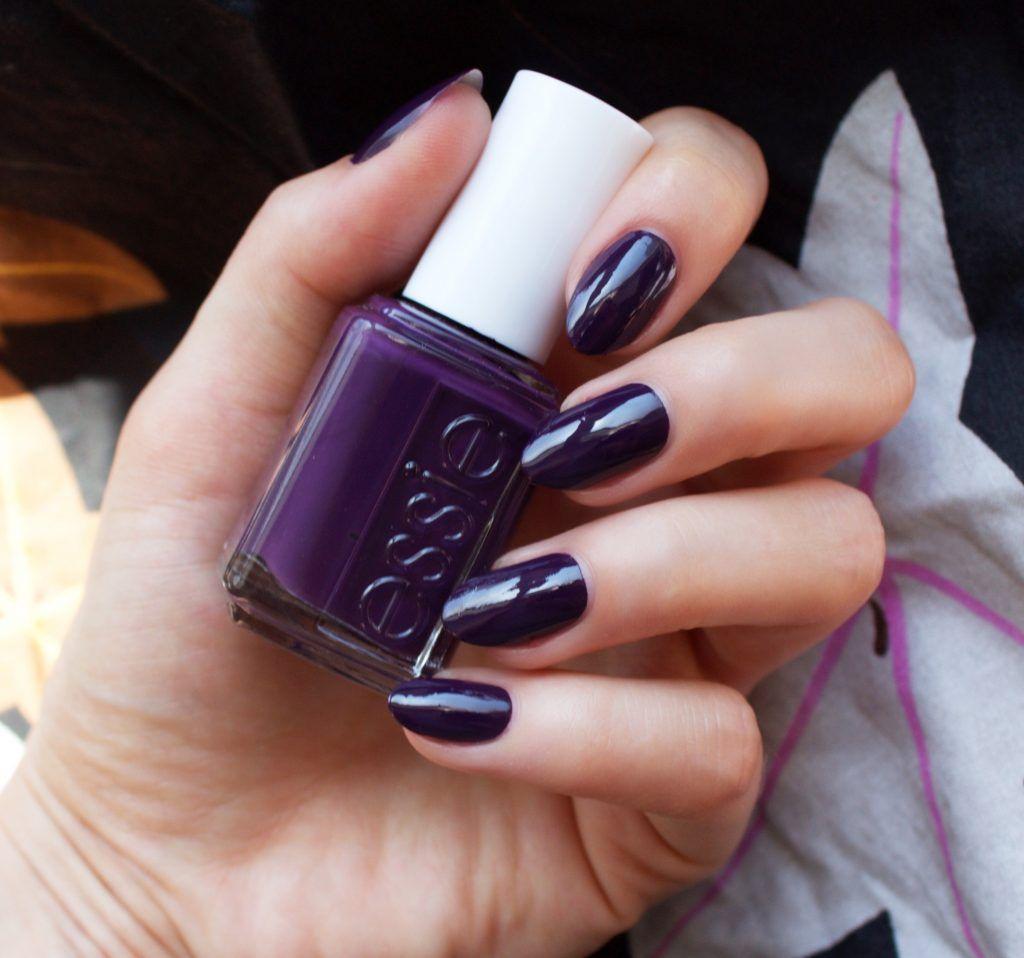 essie fall 2016 collection kimono over purple nail polish #essielove ...