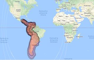 Amazonas 5 61 0°W KU Band Satellite Frequency List