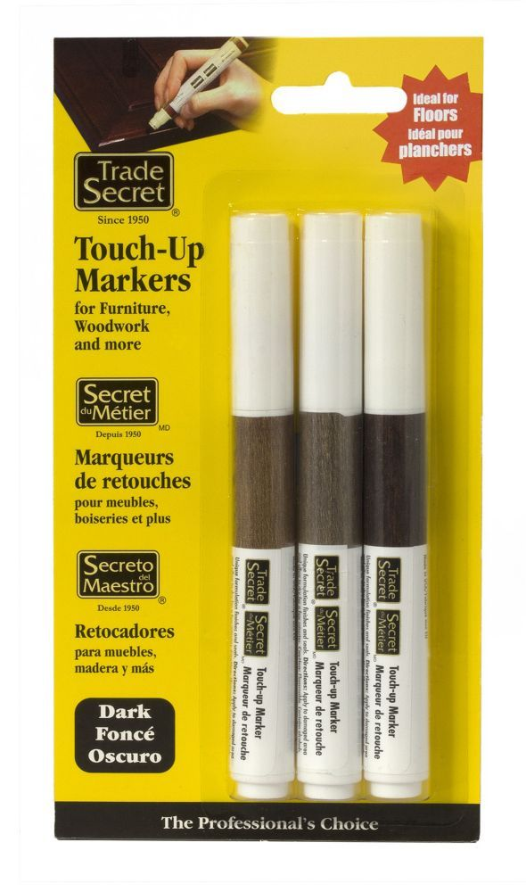 Touch Up Marker Dark Set Of 3 S Products Trade
