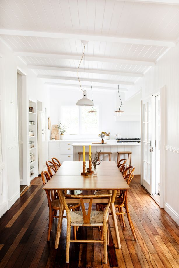 The Bright 120 Year Old Bangalow Home Of Entrepreneur