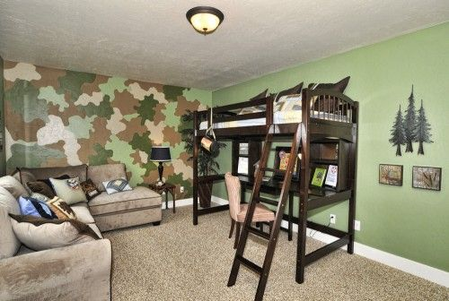 Traditional Kids By Coleman Homes Living Room Paint Carpet