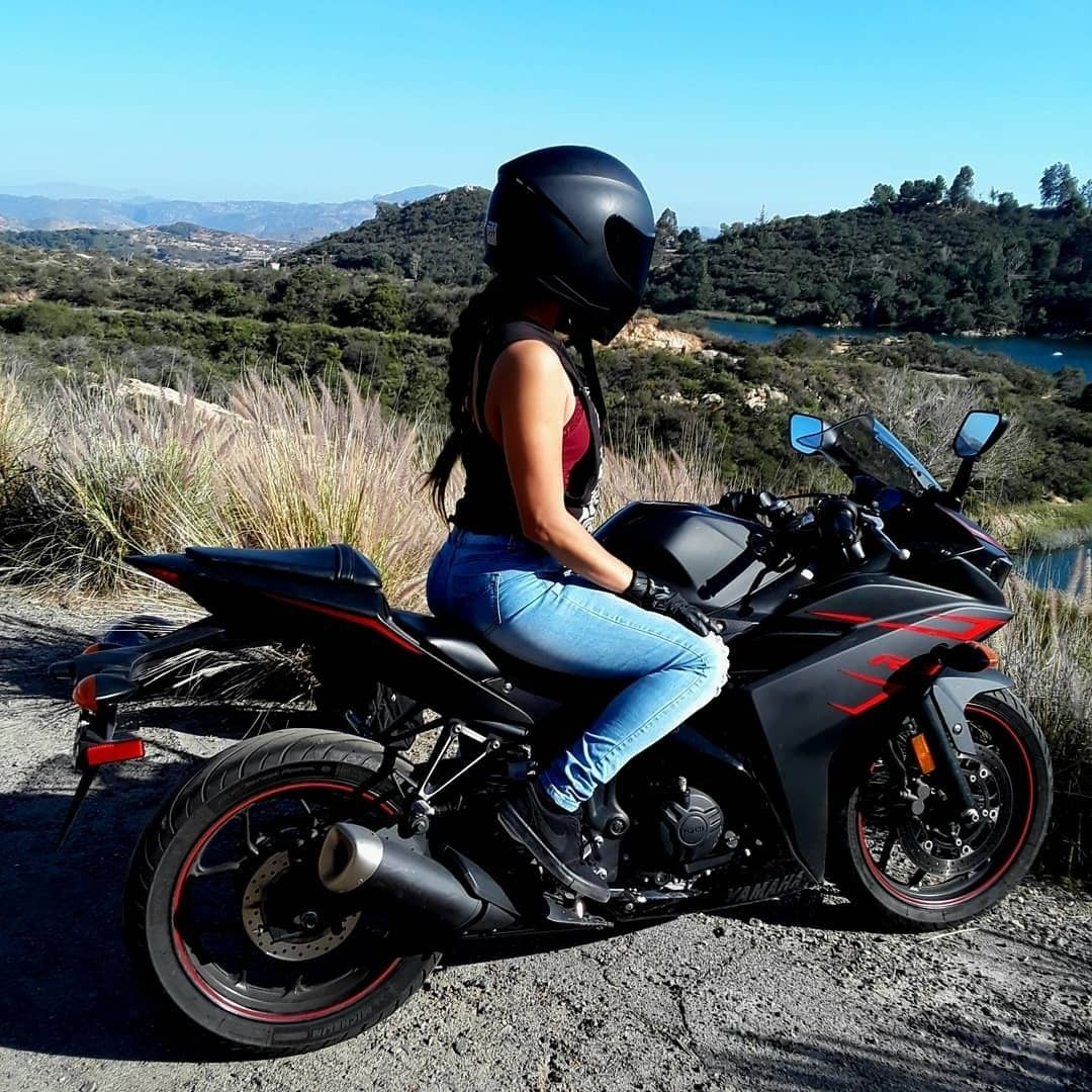 Riding soon r motorcycle adrenalinelover adventure bikergirls
