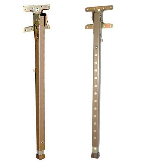 adjustable height folding table legs findabuy