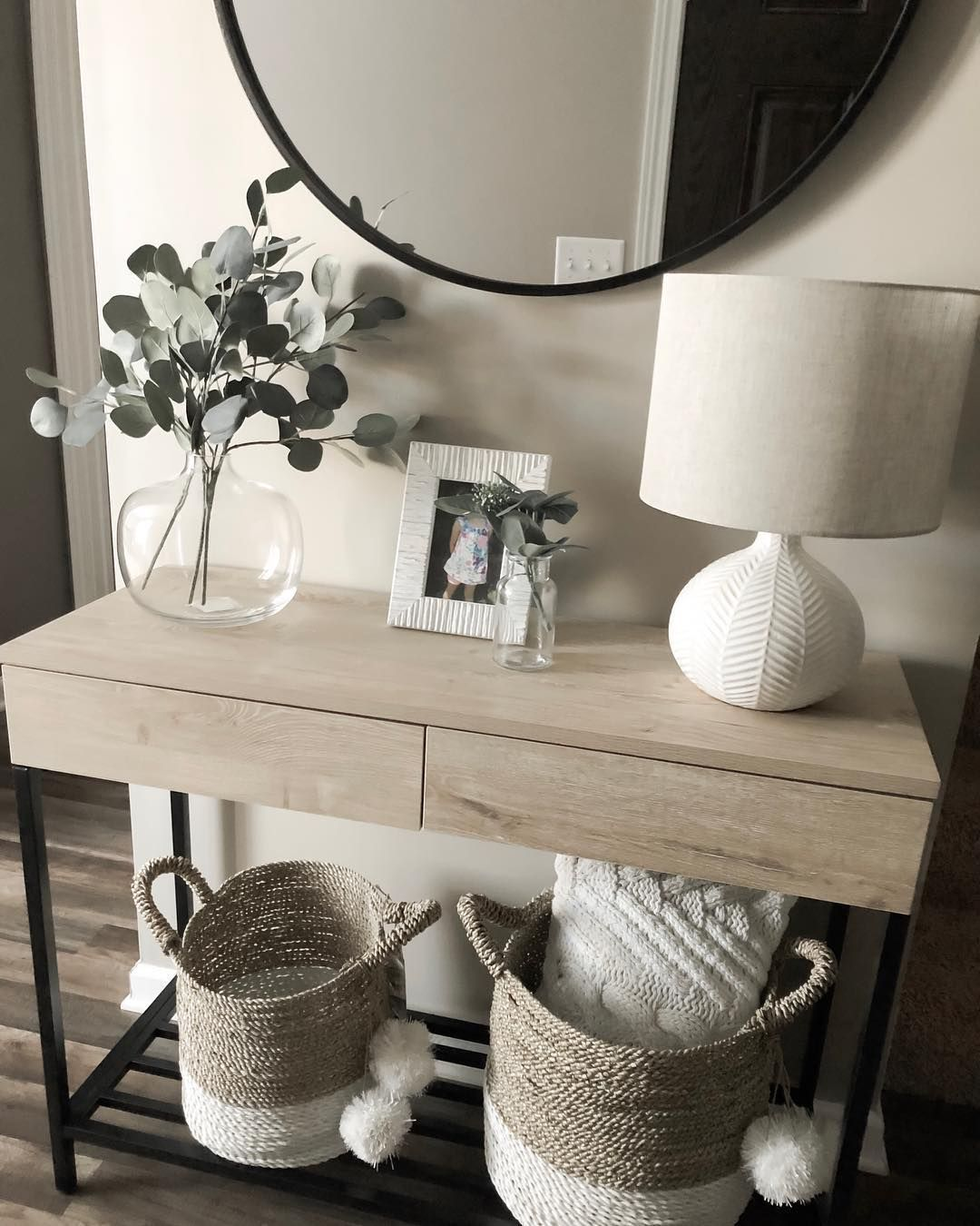 Loring Console Table Project 62 Hallway Table Decor Entryway
