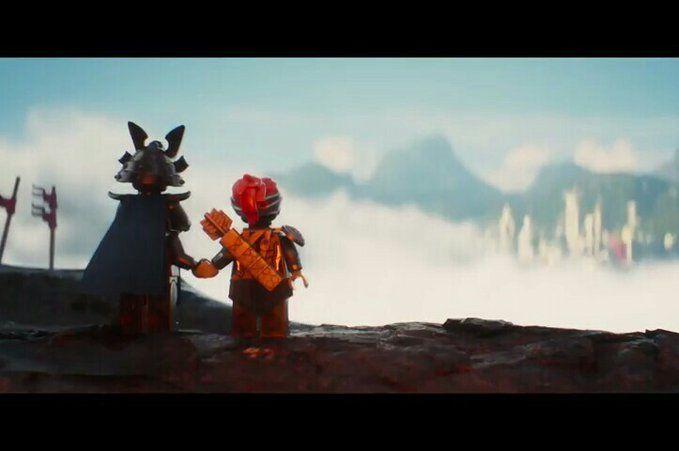 Koko (lady Iron Dragon) And Garmadon