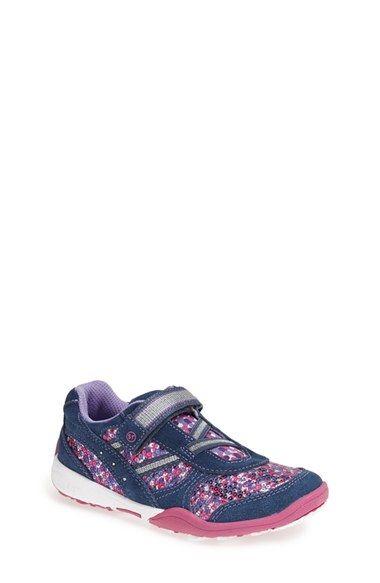 Stride Rite 'SRT Lydia' Sneaker (Toddler & Little Kid) available at #Nordstrom