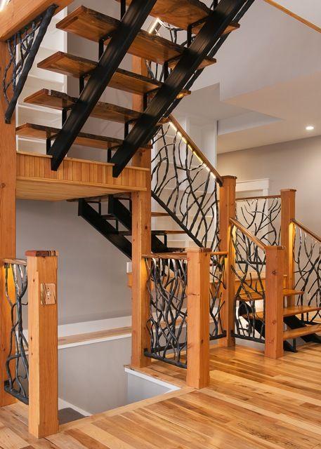 Best Live Edge Treads Building Design Design Loft Bed 400 x 300