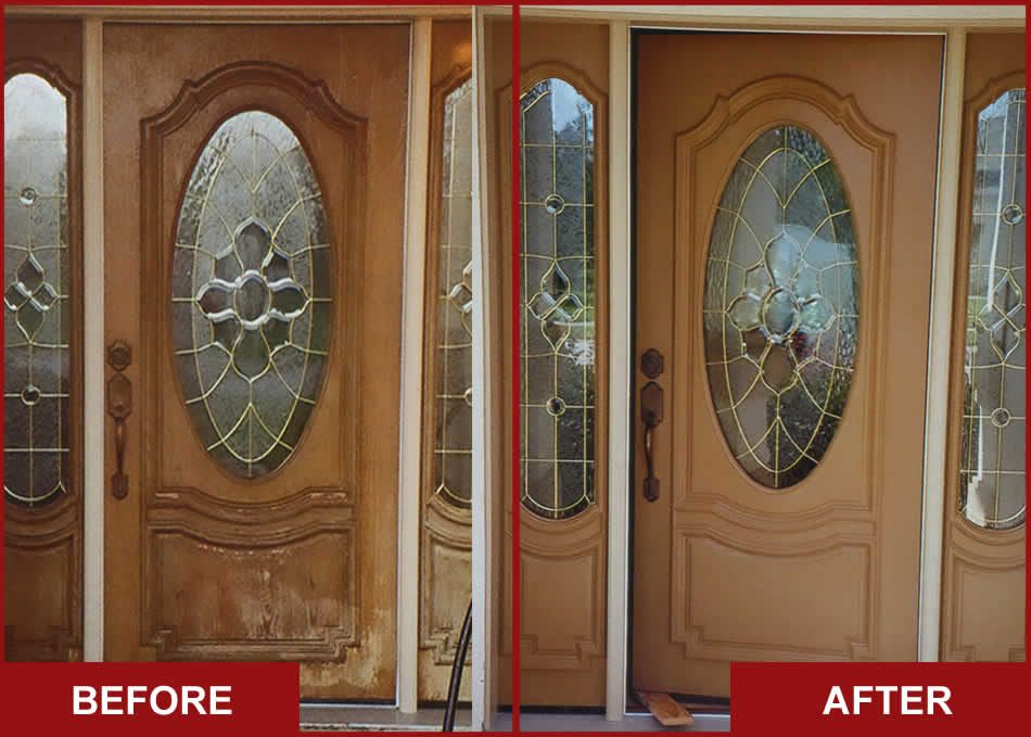 Portrayal of Step by Step to Do-it-Yourself Refinish Front Door & Portrayal of Step by Step to Do-it-Yourself Refinish Front Door ... Pezcame.Com