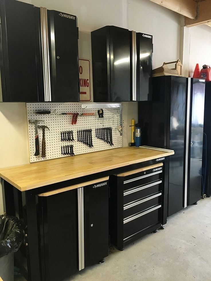 49 Relaxing Diy Garage Storage Organization Ideas #garageideas