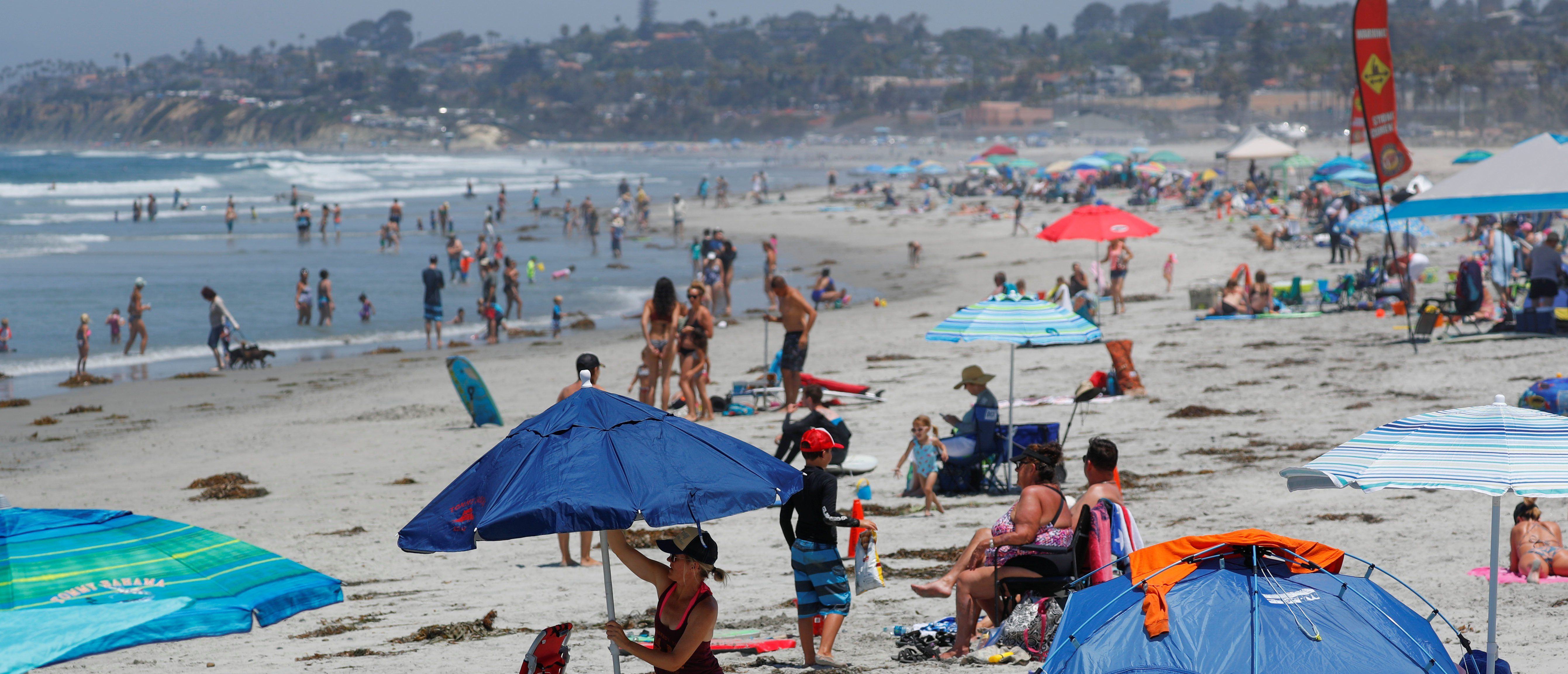 Claim La S Record Heat Wave Was Compromised And Likely Wrong Weather Station Los Angeles Temperatures