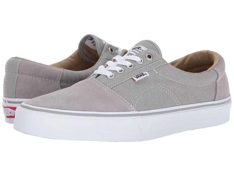 181a0fd753 Vans Rowley  solos  Men s Skate Shoes Drizzle   11 D - Medium ...
