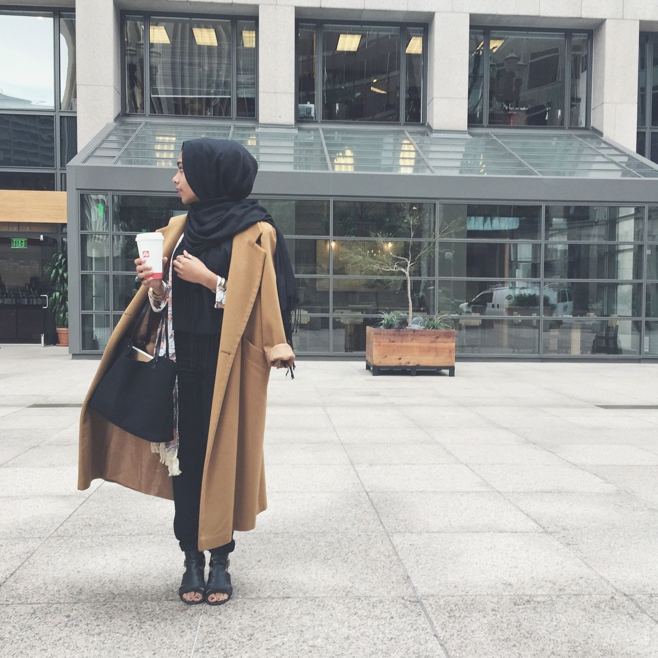 Bombhijabis U201cInstagram _mkayyy__ U201d | Hijab | Pinterest | Hijab Outfit Hijabs And Modest Fashion