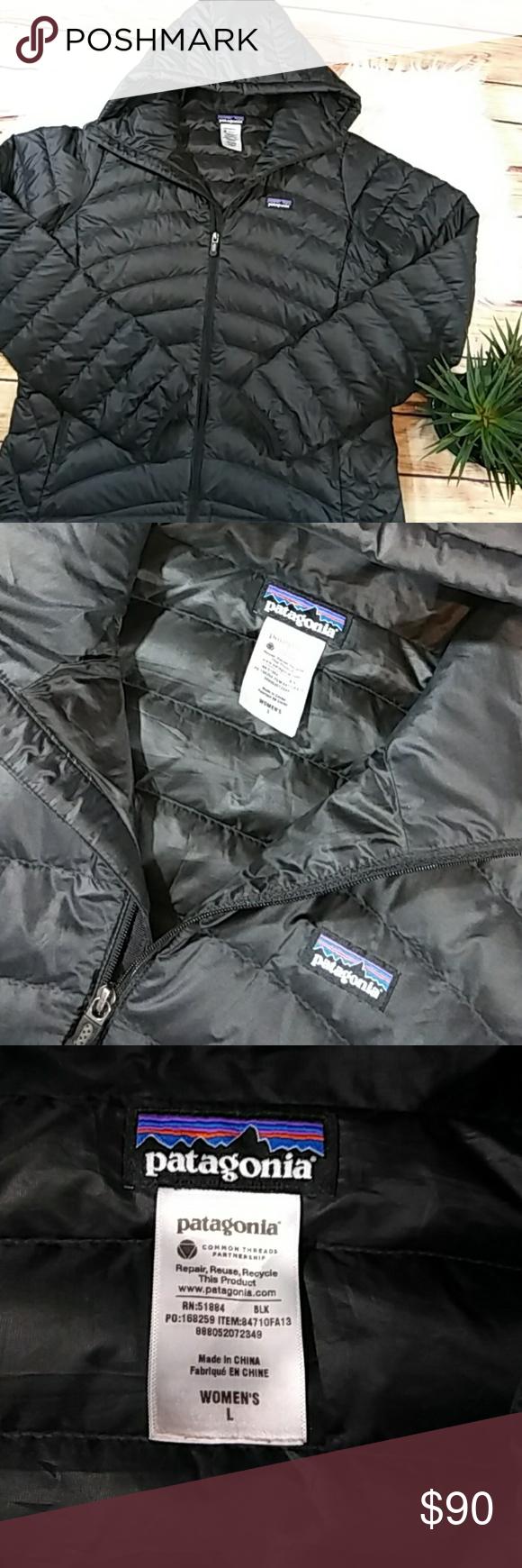 Black Patagonia Puffer Jacket Patagonia Puffer Jacket Black Patagonia Jackets [ 1740 x 580 Pixel ]