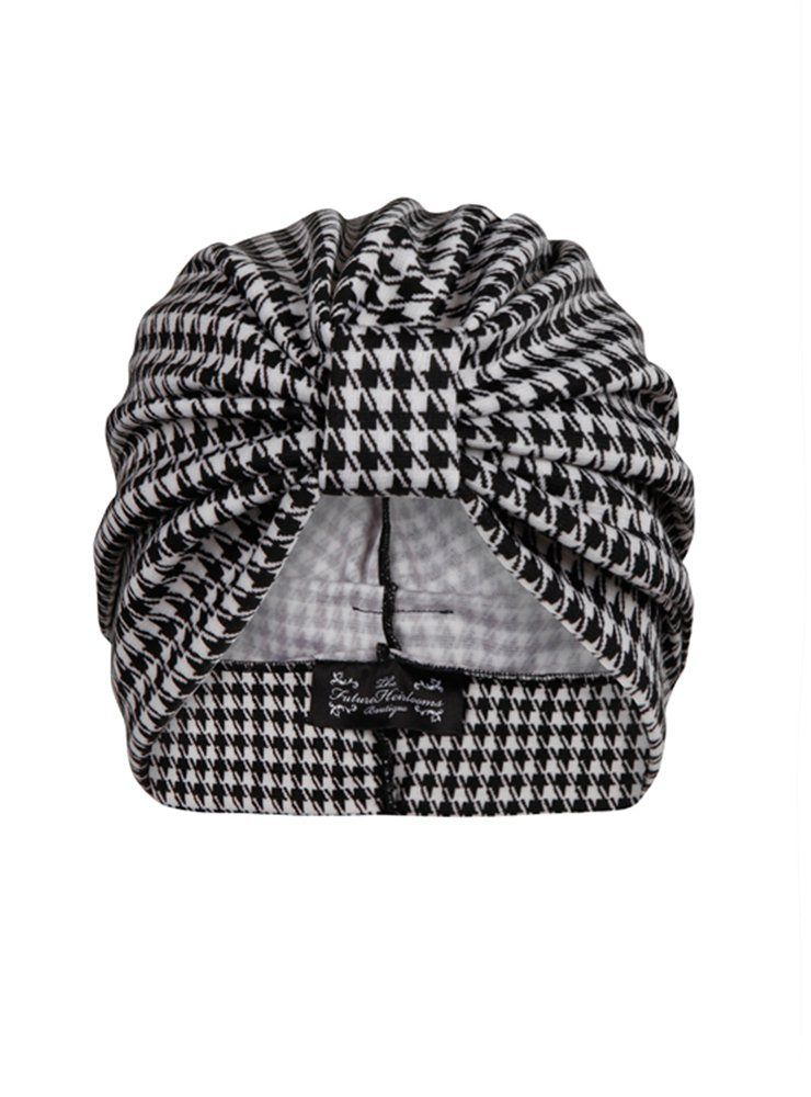 Turban Pattern Pesquisa Google Topi Turban Hat