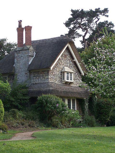 Dutch Cottage Blaise Hamlet Stone Cottages Thatched Cottage Cottage