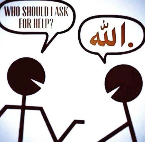 When you speak to Allah dont be embarrassed to tell Him anything. The Most beautiful thing is that He knows what you are about to tell Him and yet He still listens
