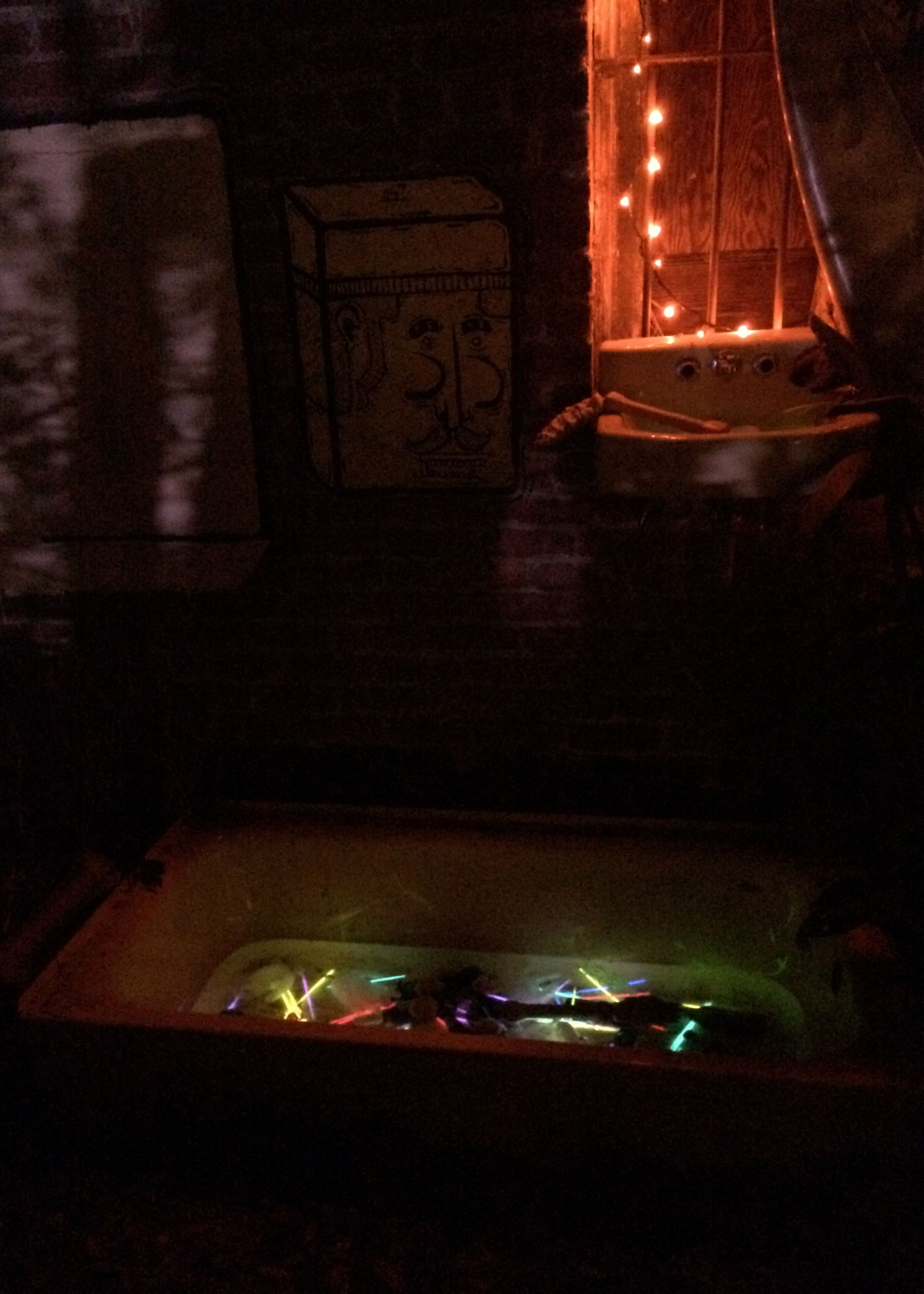 Acid Bath Cooler Nightmare Before Christmas Party