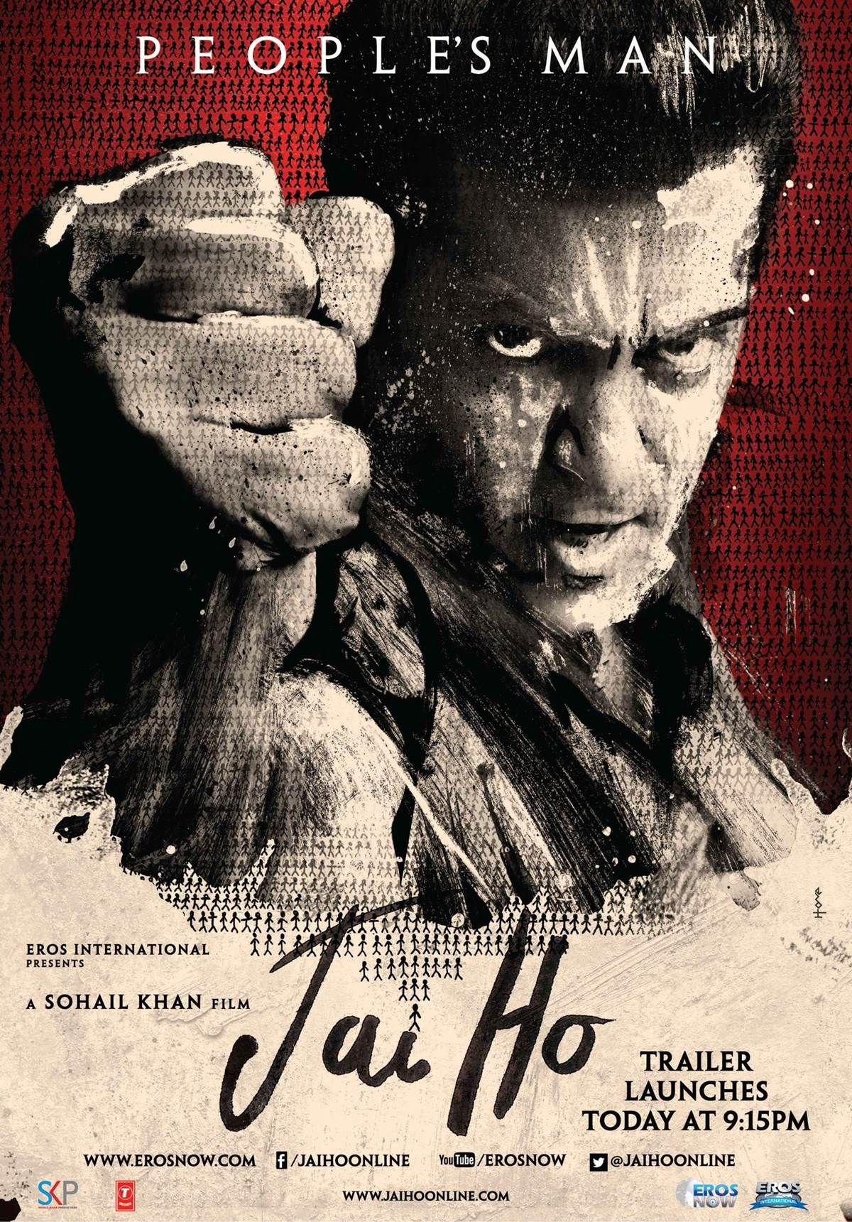 Jai Ho 2014 Bollywood Posters Free Movies Online Hd Movies