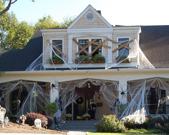 35+ Decorating the outside of your house for halloween ideas