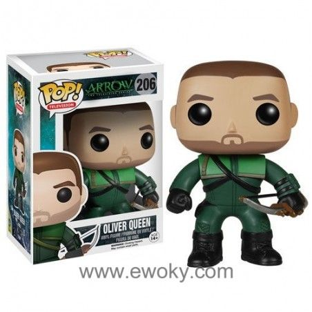 Https Www Ewoky Com Es 37242 Figura Pop Dc Comics Arrow