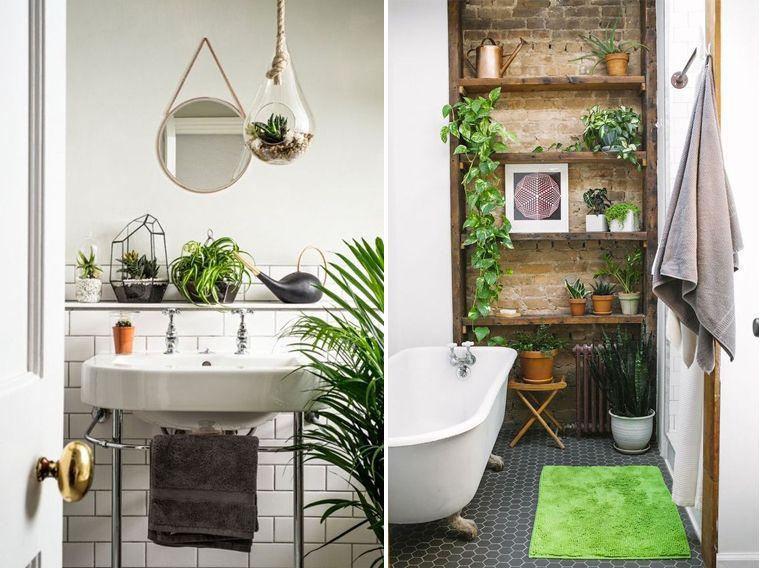 inspiration-deco-salle-de-bain-plantes-vertes-mademoiselle ...