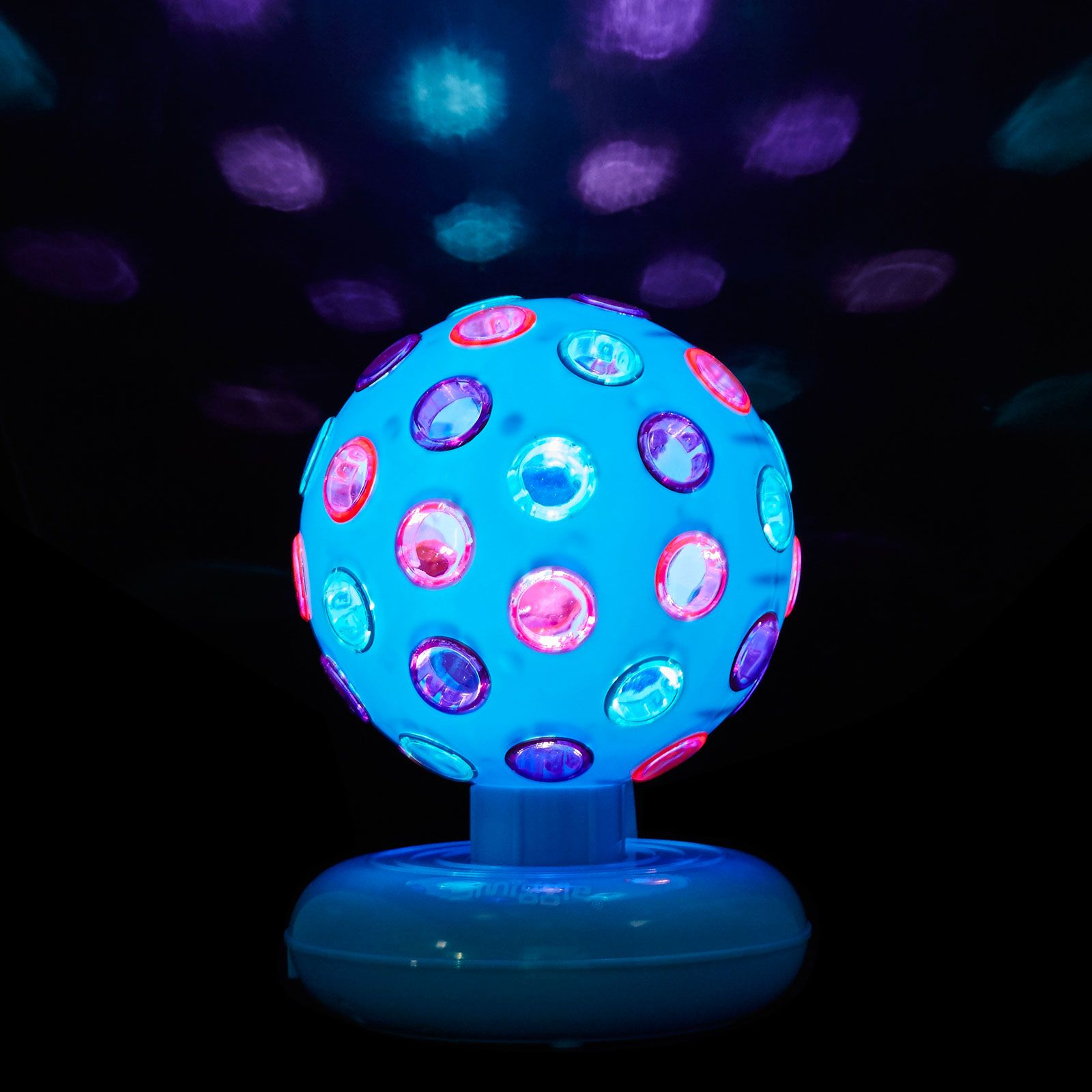 Image For Disco Ball Light From Smiggle Rainbow Room Lights