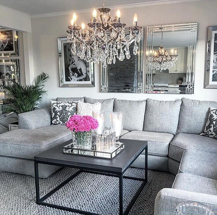 Modern Gray Glam By Home Matilde