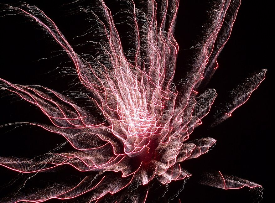 """Abstract Photography """"Ethereal Rose"""""""