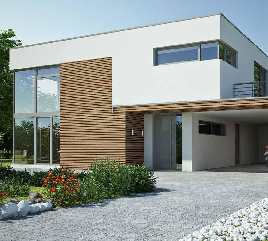 Fassaden aus Holz Mordhorst KG Hamburg Holzfassaden
