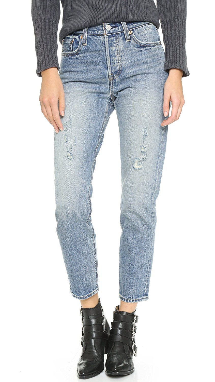 5cc394ba Levi's Women's Wedgie Icon Jeans at Amazon Women's Jeans store ...