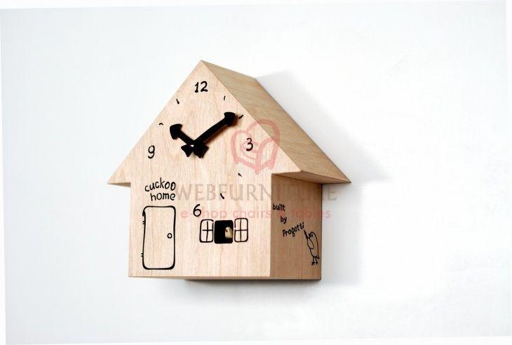 Simpatiche idee regalo su http://www.webfurniture.it/product.php~idx~~~499~~Cuckoo+Home+1770~.html.