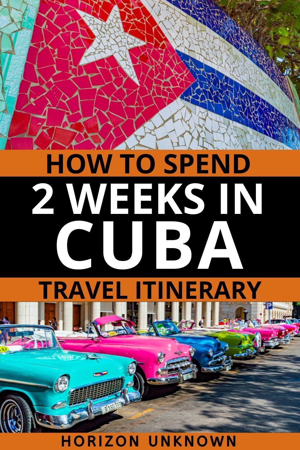 Want to know what to do in Cuba with 2 weeks? Well, you're in the right place! . From hiking Cuba, diving the Bay of Pigs, great food and nightlife - even learn how to salsa in Cuba! . Havana to Vinales to Trinidad to Playa Giron - Plus plenty more!  2 Week Cuba Itinerary | Travel Cuba  #Cuba #TravelCuba #Havana #Vinales #2WeeksCuba #CubaItinerary #Traveler #explore #wanderlust