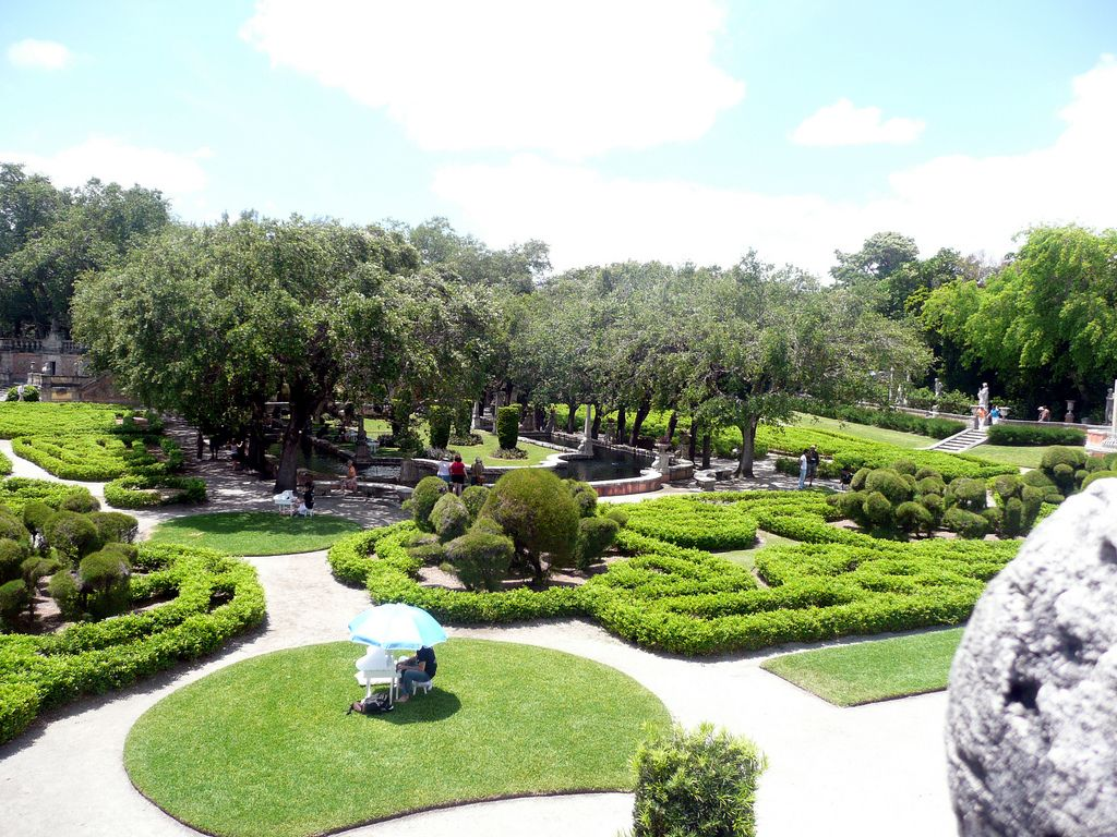 Image detail for -Vizcaya Museum and Gardens in Miami : Miami Beach ...