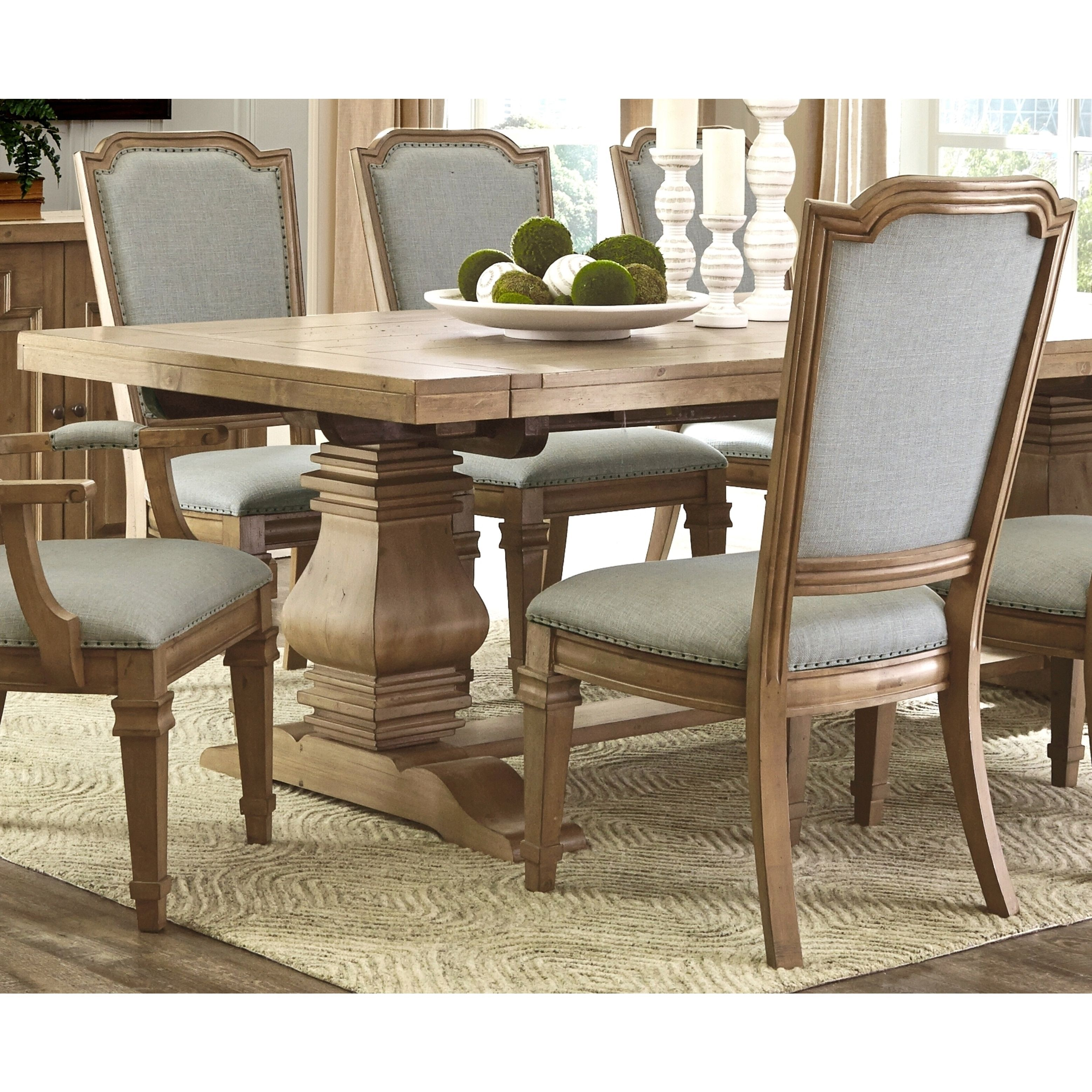 Overstock Com Online Shopping Bedding Furniture Electronics Jewelry Clothing More Pedestal Dining Table Round Dining Room Double Pedestal Dining Table