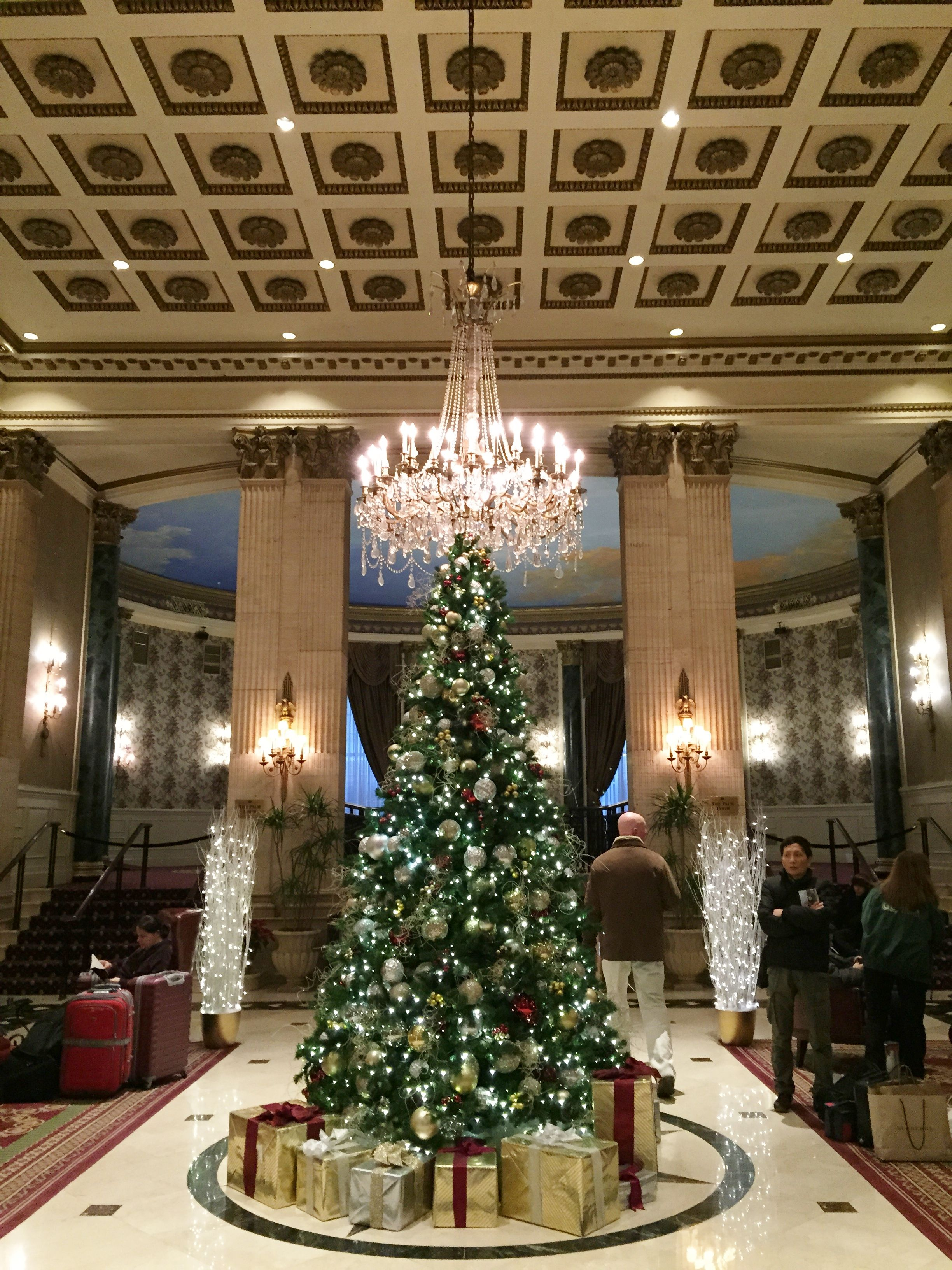 A Very Roosevelt Christmas! #theNYknowblog