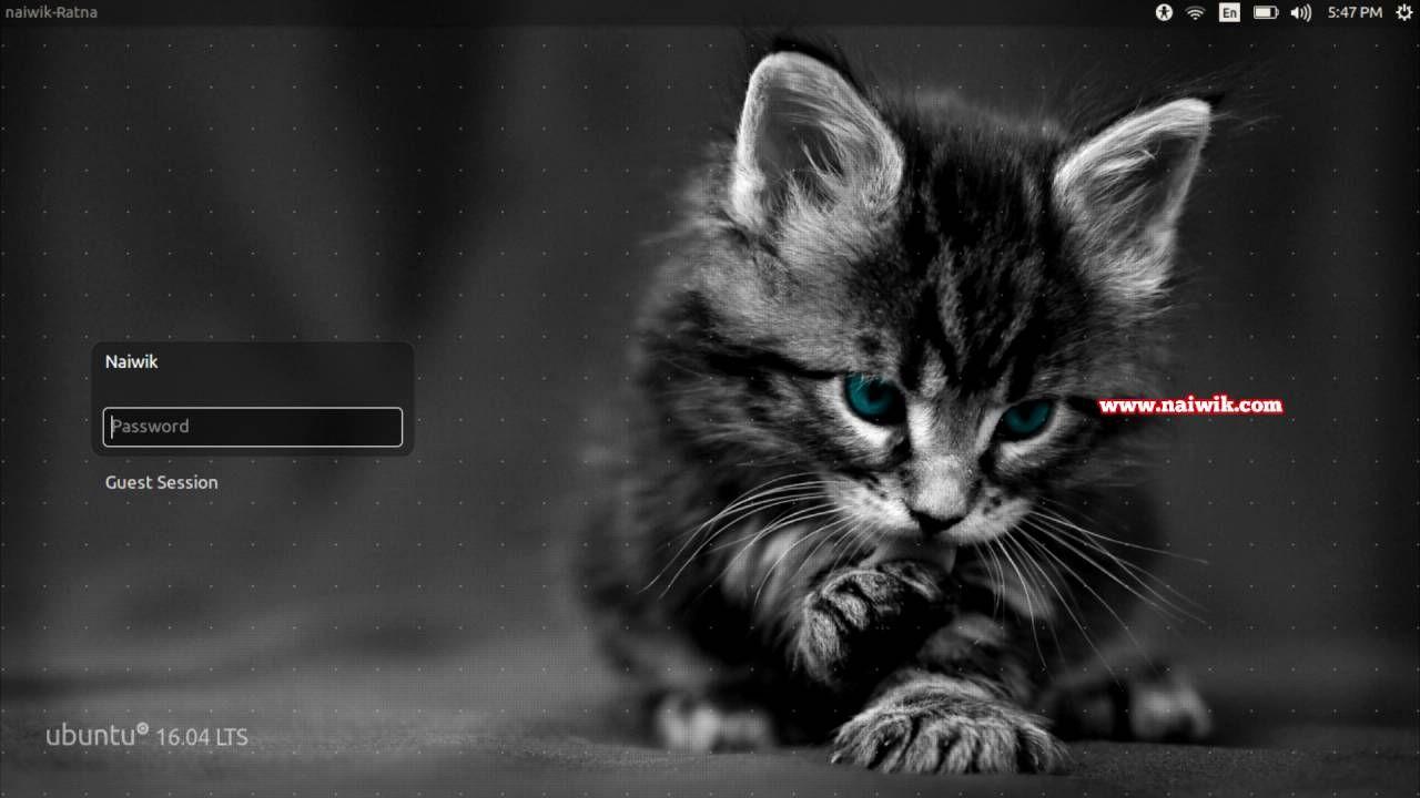 Take screenshot of login screen in Ubuntu 16 04 || Ubuntu15 04