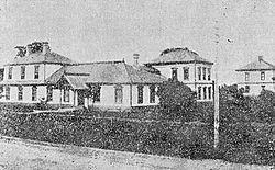 札幌農学校 1876年に北海道にクラークを招いて開校された